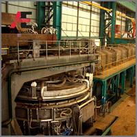 Big Capacity Of 100tons Steel Melting Electric Arc Furnace Eaf ...