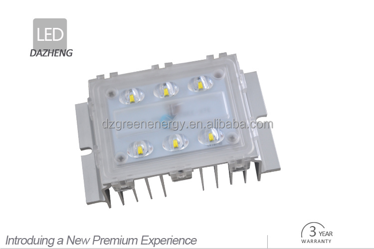 6pcs chips 20w DZMZ 100lm/w with high quality driver CRI>70 led module retrofit kit