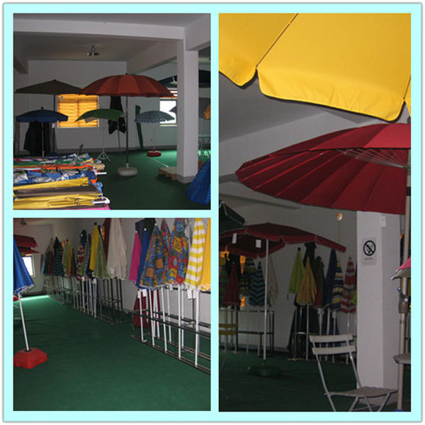 with airvent outdoor sun fishing/golf course umbrella wholesale
