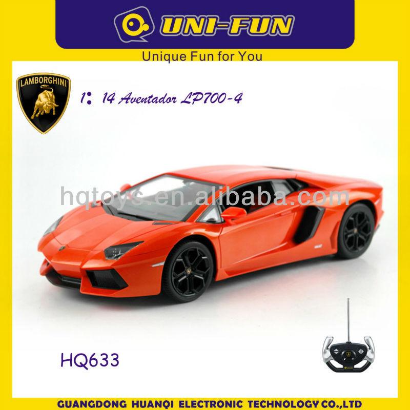 Hq633 1:14 Scale Rc Lamborghini Toy Car,Aventador Lp700-4 Roadster ...