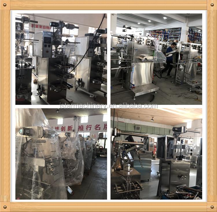 Máquina automática de envasado de líquidos watsapp + 86 15140601620 de gran oferta