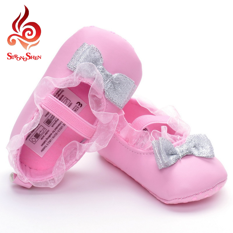 baby girl study walk shoes fashion casual flat baby children shoes elastic band butterfly-knot design baby kids shoes