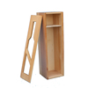 Birch solid wood box from china supplier