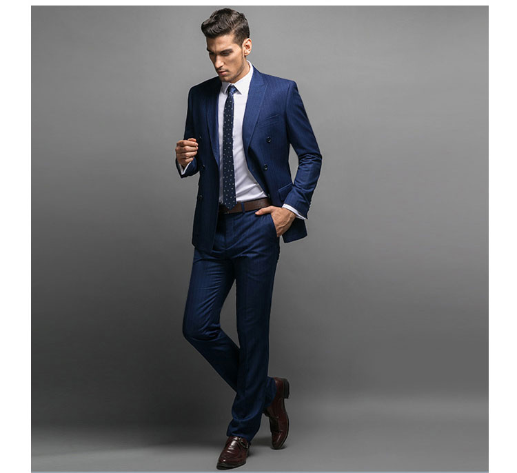 Bulk Suit Wear For Man Of Navy Color For Men Royal Blue Suit Pant