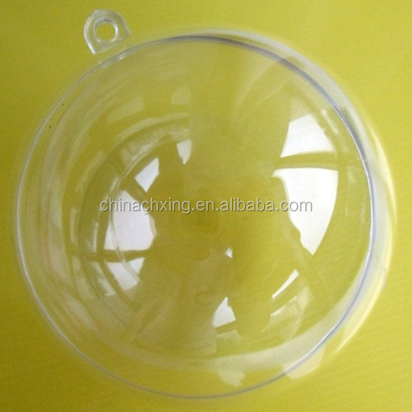 Different Size Clear Plastic Christmas Ball Ornaments Bulk  Buy