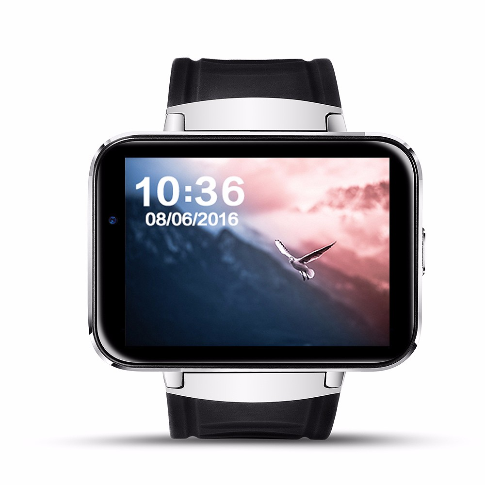 3g 900mah Android Bluetooth Watch Camera Big Screen 3g