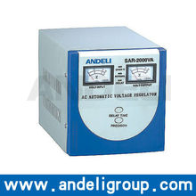 SAR series fully automatic A.C. voltage regulator AVR