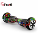 6.5 Inch Two Wheel Self Balancing Electric Scooter Hoverboard With Light and phone connection speaker
