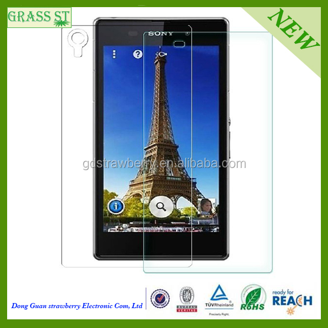for sony ericsson x10 mini pro mobile phone touch screen protector