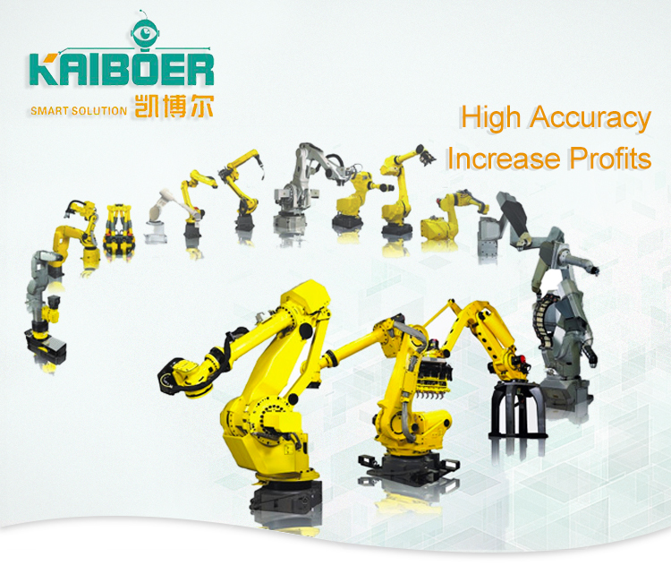 High Quality Cnc Welding Intelligent Small Automatic Robotic Arm For Sale