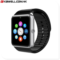 High quality Smart Watch With Passometer Camera SIM Card Call Smartwatch Factory