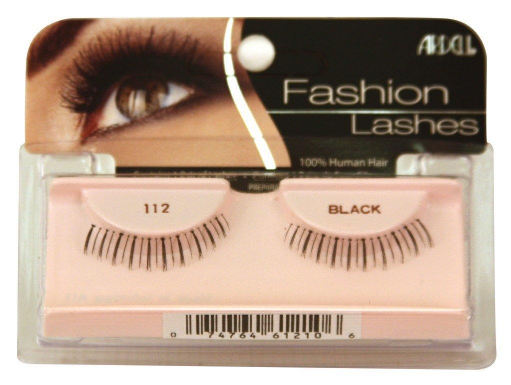 12059ba0169 Buy Ardell Fashion Lashes False Eyelashes - #112 Black (Pack of 4 ...