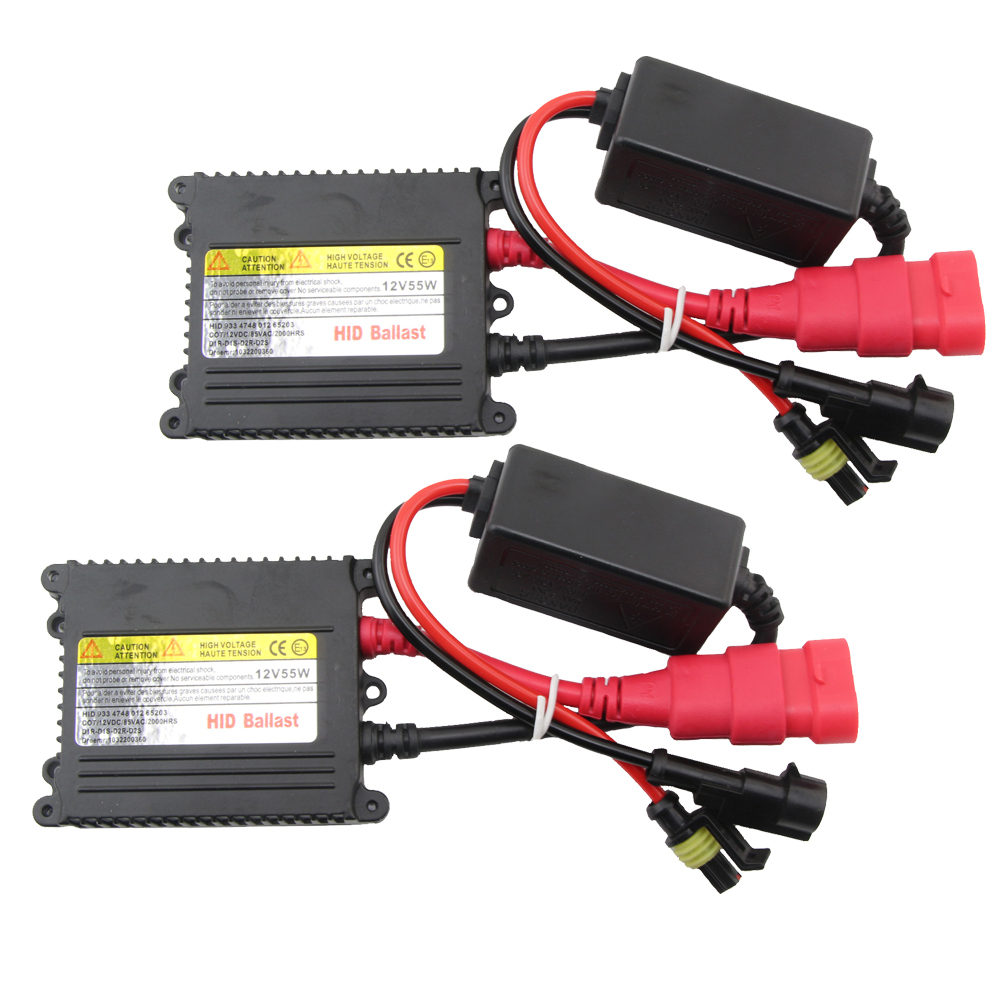 Buy 55W HID Replacement Slim Ballast For H1 H3 H4 H7 H10 H11 9005 9006 D2R D2S All Sizes In Cheap Price On Alibaba