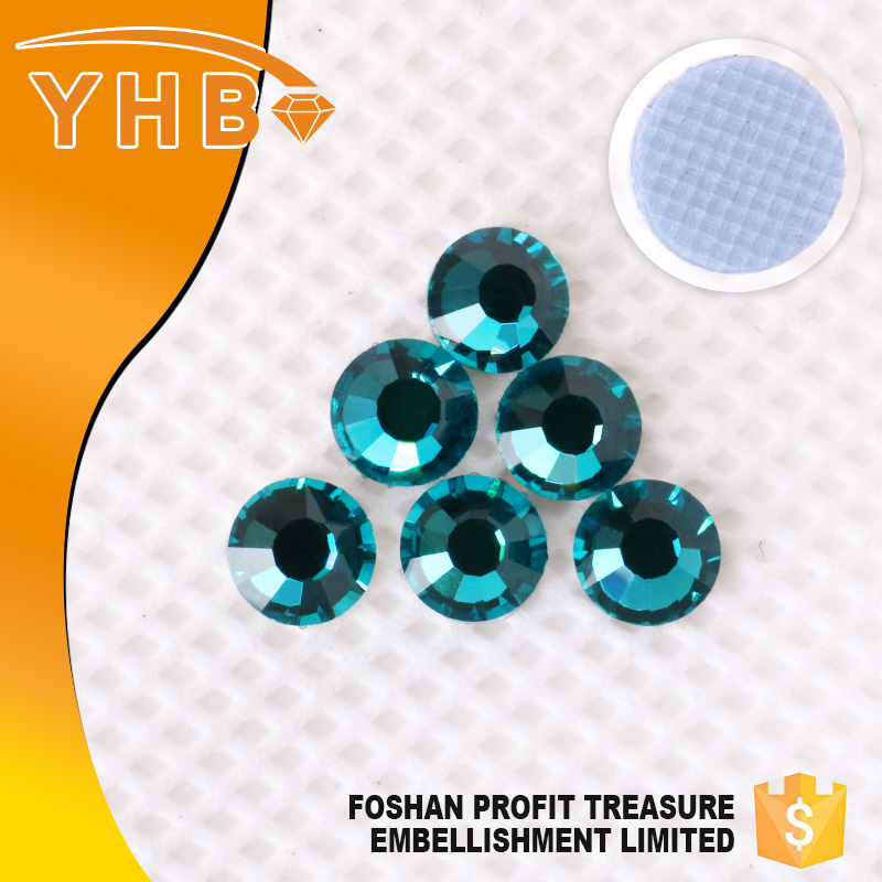 Manufacturer custom gem jewelry nail art rhinestone resin stones