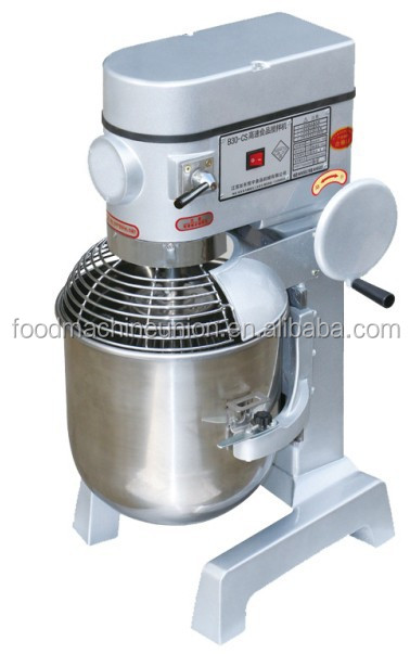 Hot sale 30L Belt drive planetary mixer just 445USD
