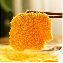 Good Quality Panko Yellow Sushi Breadcrumbs Dried Needle Shape EU standard