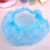 Factory wholesale disposable plastic bathing cap  waterproof shower cap