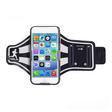 Top Selling Glow In The Dark Sports Running Reflect Belt Armband Hybrid Holster Case For Iphone 6s