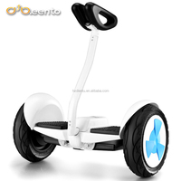 36V Bluetooth handle bar smart two wheels self balancing xiaomi electric mini scooteri,CE Certification