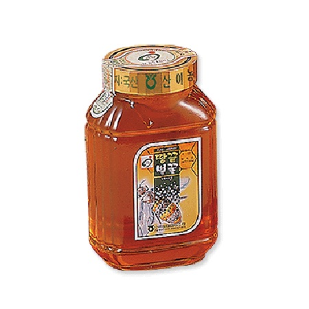 Korean Honey Extracted Various Flowers 2kg -2