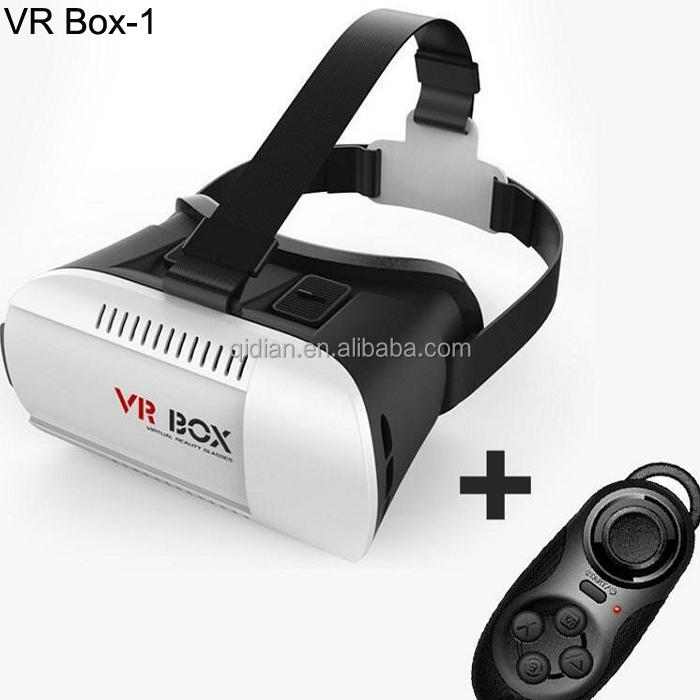 Phone accessory 2016 hottest product vr box 3d glasses vr glasses vrarle for latest 5g mobile phone