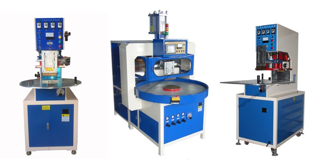 8KW PVC Clamshell Sealing Machine And Blister Package Machine