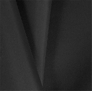 100% polyester 210D PU coating plain fabric