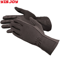 High quality fireproof touchscreen durable military army gloves for pilot