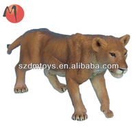 China high quality plastic crystal animal figurine