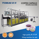 Italian Standard K CUP Coffee Capsule Filling And Sealing Machine