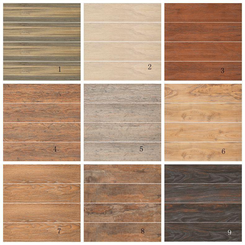 Wood Finish Tile Design Ideas