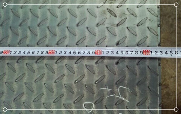 ms carbon steel tear drop chequered s275jr ss400 a36 q235 checkered steel plate