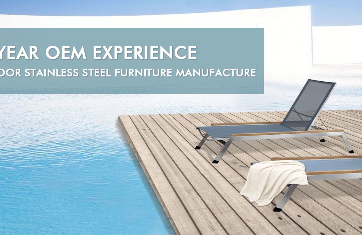 Foshan Nanhai Yeshenhong Intelligent Furniture Co., Ltd.   Outdoor Furniture,  Stainless Steel Furniture