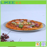 disposable round aluminum foil pizza baking pie pan or loaf pan wholesales