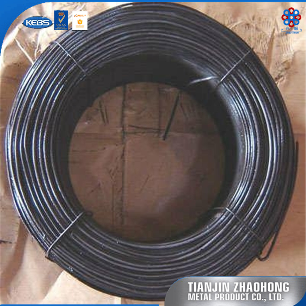 Alibaba china factory soft black annealed iron binding wire price