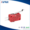 15a 250v quick terminal connect lever micro switch with UL TUV CE