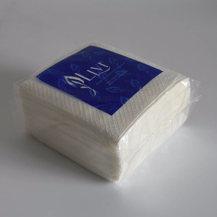 Paper Napkins&Serviettes Type and Bag Style Natural white Napkin paper