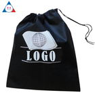 Custom durable shoe bag packing dust non woven drawstring bag