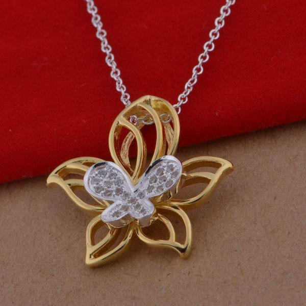 Yiwu China Costume Jewelry Gold Stamped 925 Necklace Accessories For