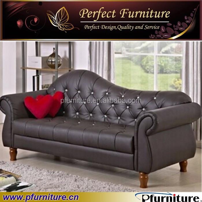 PFS213003 familia asiento de madera maciza sofá turco modelo-Sofás ...