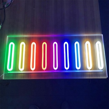 smd2835 warm/cold white mini neon flex strips for decoration