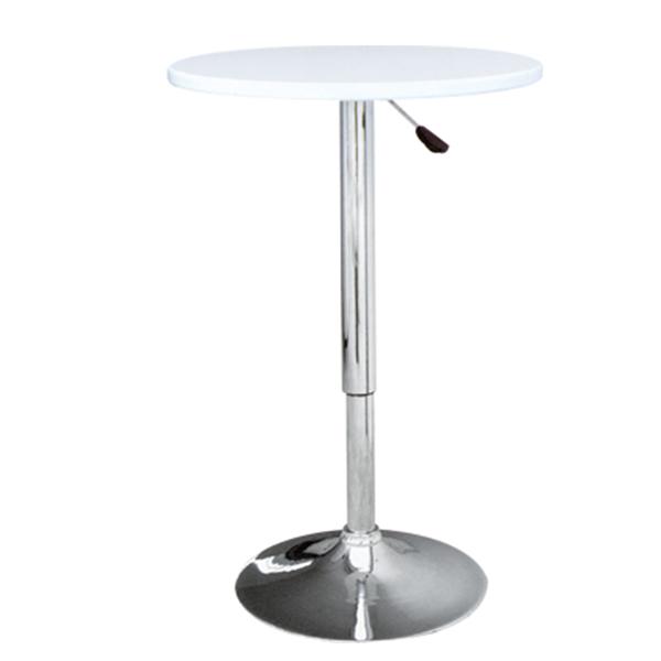 새로운 제품 현대 디자인 블랙 휴대용 칵테일 높은 바 테이블 ...