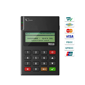 EMV PCI NFC IC smart card bluetooth credit card readers