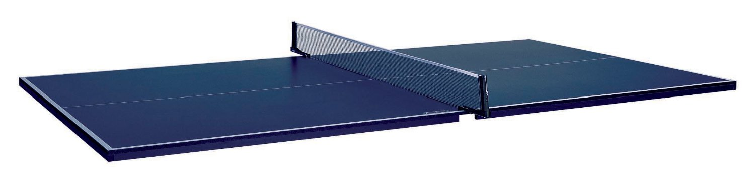 Martin Kilpatrick Pool Table Conversion Top with 2-Player Set (Blue)