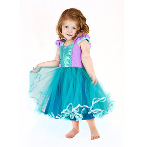 f6cd7f24af0e Mermaid Dresses For Kids, Mermaid Dresses For Kids Suppliers and  Manufacturers at Alibaba.com