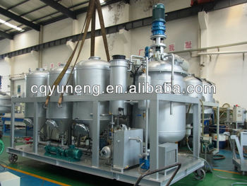 Black engine oil recycling systems car oil purification for Motor oil recycling center
