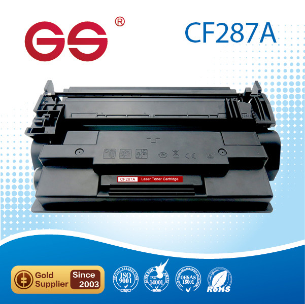 CF287A for HP brand new compatible toner cartridge CF287A use in M527z MFP M527dn