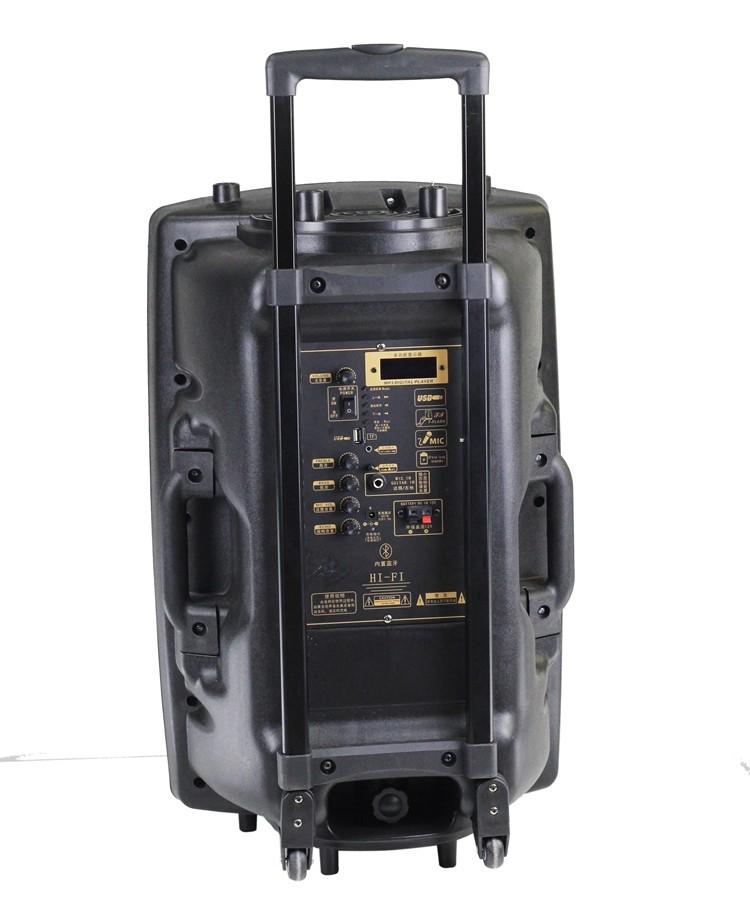 ative outdoor karoke dj stage speaker with usb tf fm bluetooth remote control buy outdoor. Black Bedroom Furniture Sets. Home Design Ideas