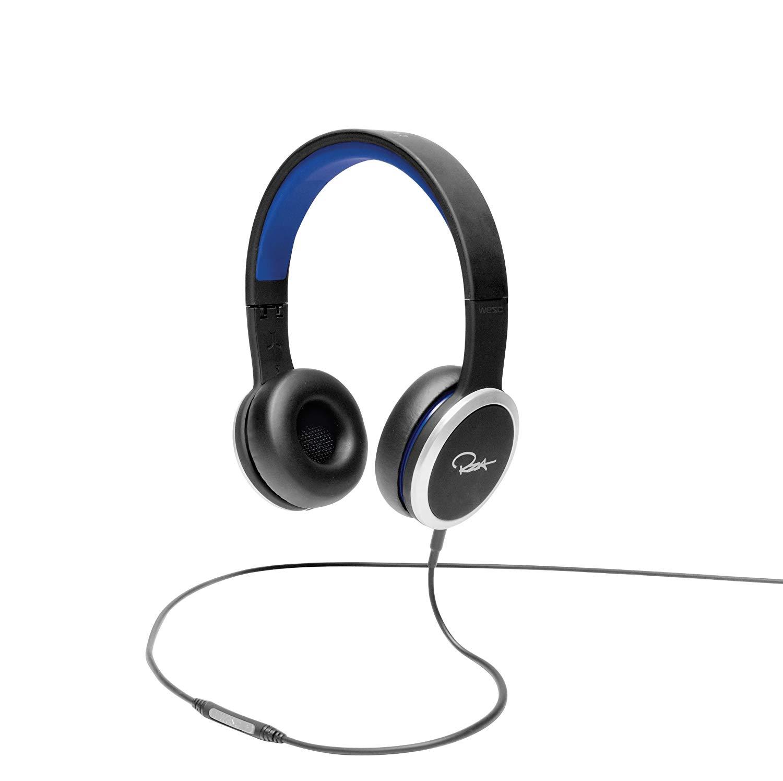 RZA Street Headphones Blue /Black by WESC