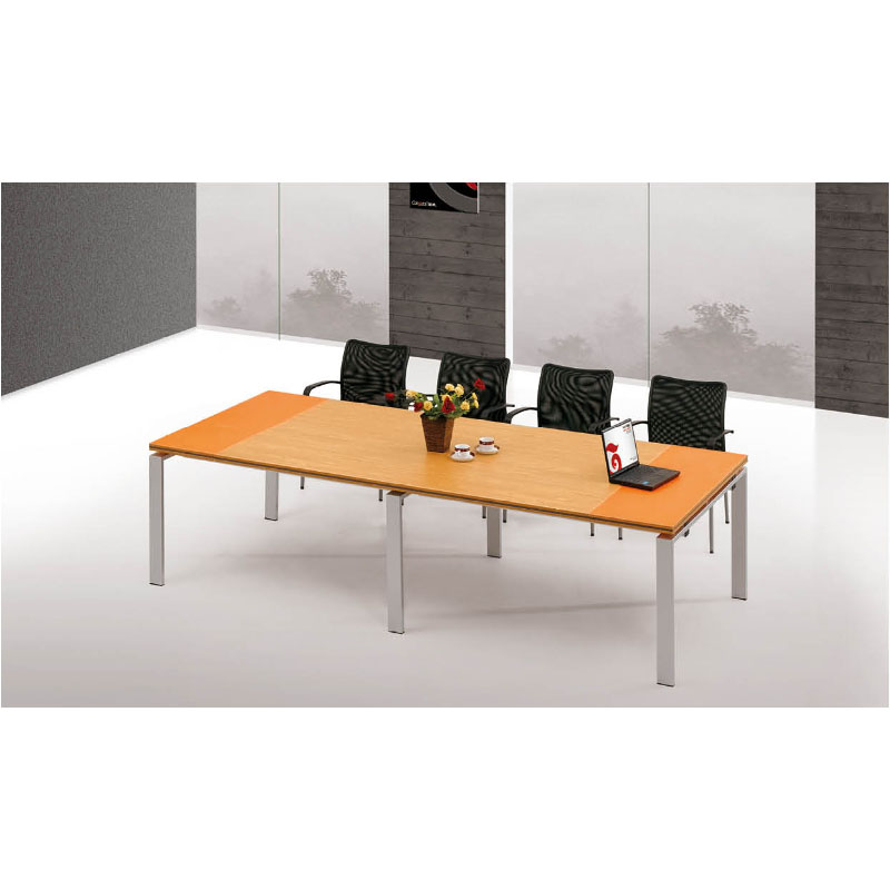 Moderate Office Furniture With Mfc Desktops And Metal Legs,Rectangle  Conference Room Table   Buy Meeting Room Table,Office Meeting  Table,Conference Room ...